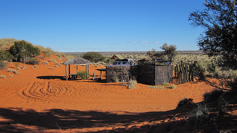 Campsite 1 Red Dune Camp